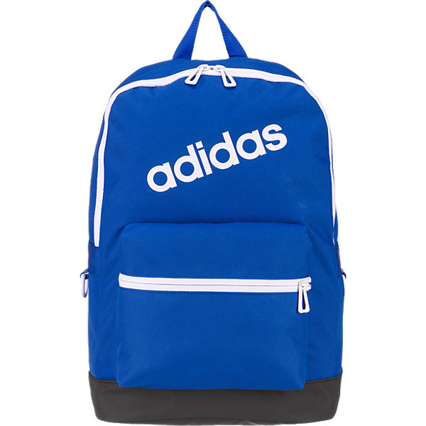 adidas neo adidas neo rucksack blau polyester mirapodo. Black Bedroom Furniture Sets. Home Design Ideas