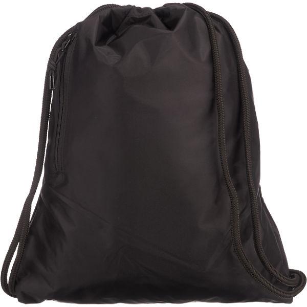 CONVERSE Rucksack schwarz