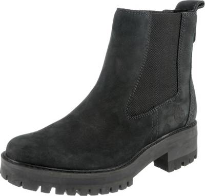 Timberland, A1j66 Chelsea Boots, schwarz