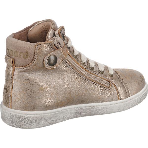 bisgaard Sneakers High für Mädchen gold