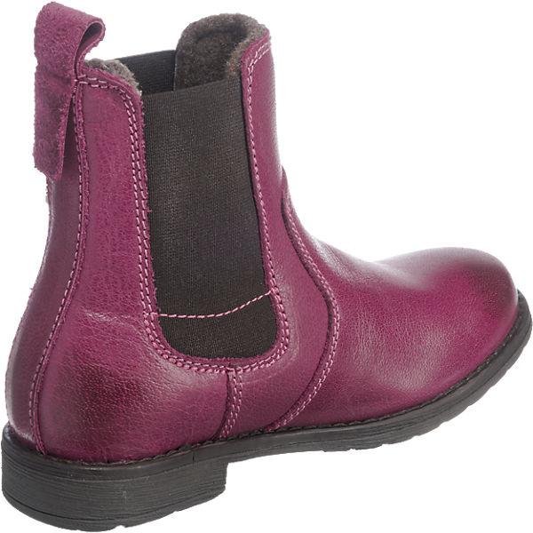 bisgaard Stiefeletten für Mädchen pink