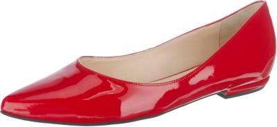 Högl högl Klassische Ballerinas, rot, rot