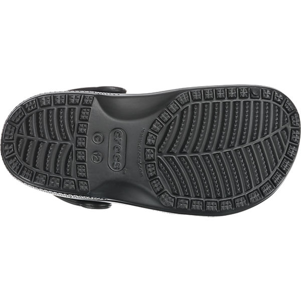 crocs Kinder Clogs Classic schwarz