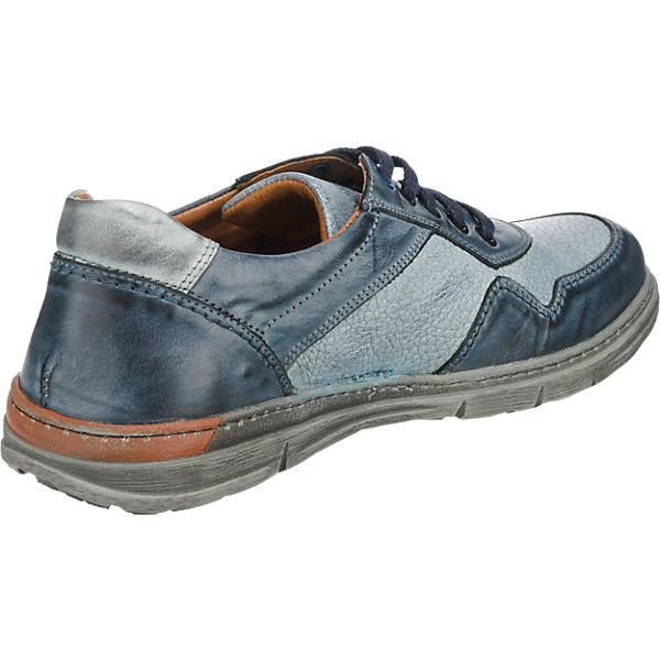 Krisbut Krisbut Freizeit Schuhe blau-kombi
