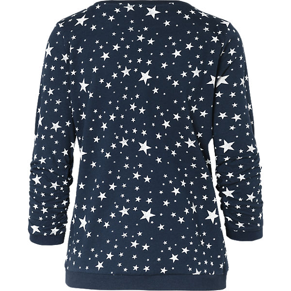 TAILOR Sweatshirt TOM TAILOR dunkelblau dunkelblau TAILOR TAILOR TOM Denim dunkelblau Sweatshirt Denim Denim Sweatshirt TOM Denim TOM A08nfH8