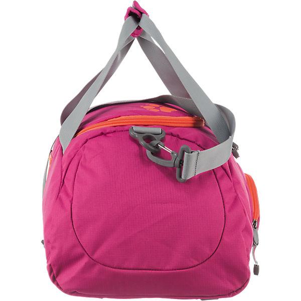 Jack Wolfskin Sporttasche ROCKPOPPY für Mädchen, 25l pink