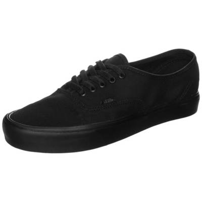 »Authentic Lite Canvas« Sneaker, schwarz, schwarz Vans