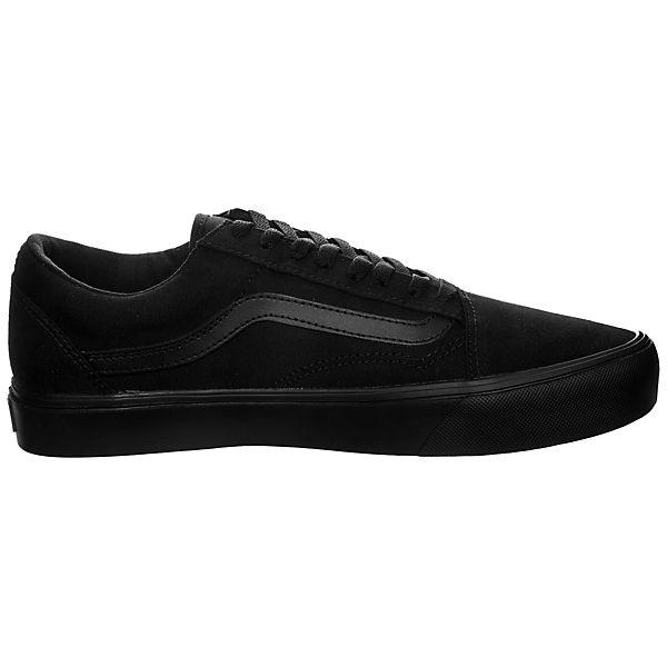 Old Sneakers Skool schwarz Canvas VANS Lite Vans aS5Uq6T