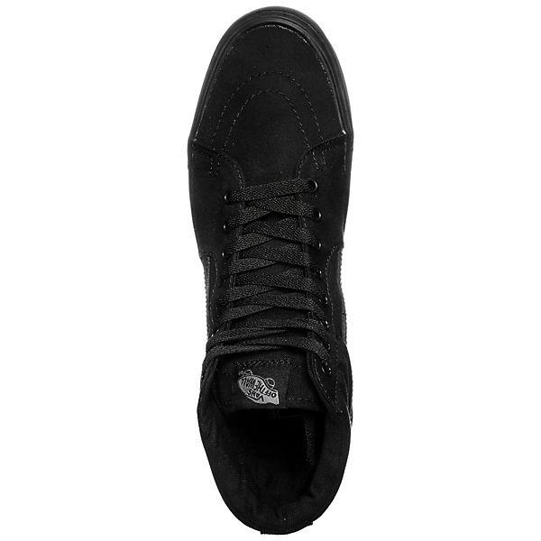 VANS Vans Sk8-Hi Lite Canvas Sneakers schwarz  Gute Qualität Qualität Qualität beliebte Schuhe 0fe170