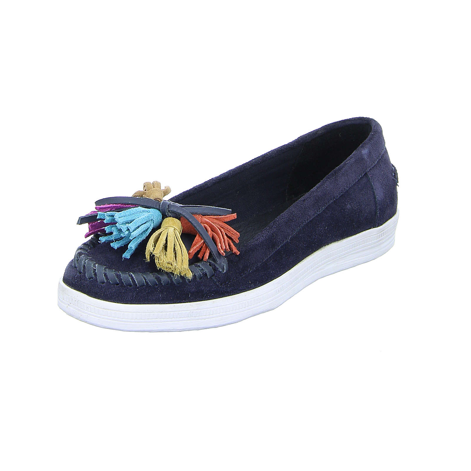 BOXX Slipper blau Damen Gr. 39