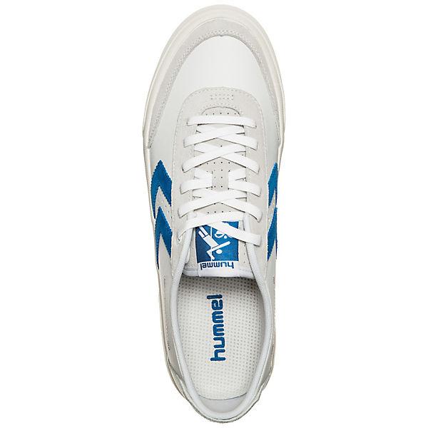 weiß Stockholm hummel Sneakers Low hummel 8Z6aSqw8