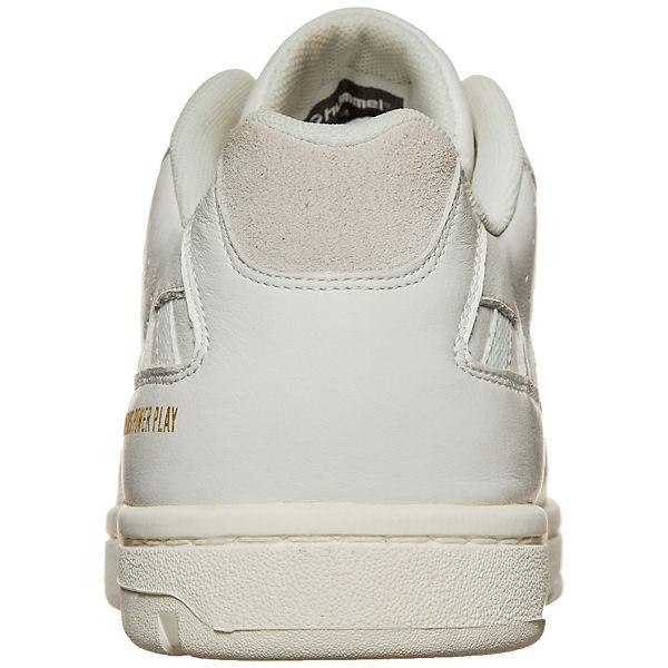 hummel, hummel Pernfors Power Play Sneakers, weiß