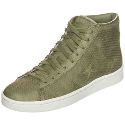 Converse Pro Leather 76 Lux Leather Mid Sneakers