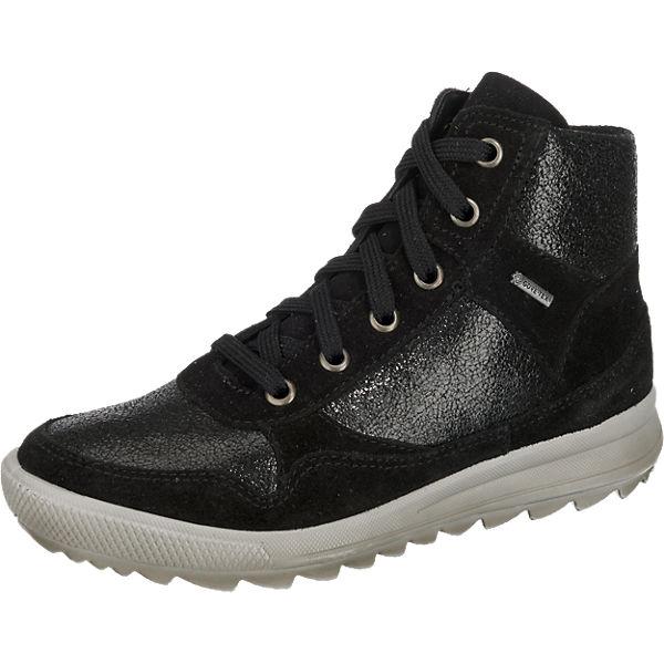 40c4bb49224f superfit Sneakers High LINA für Mädchen, GORETEX, Weite M4 schwarz ...
