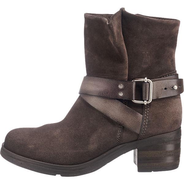 JOLANA & FENENA Stiefeletten JOLANA & FENENA SCUBY Stiefeletten FENENA braun  Gute Qualität beliebte Schuhe 6b9d93