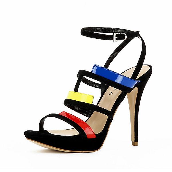 Evita Shoes Evita Shoes Sandaletten schwarz-kombi