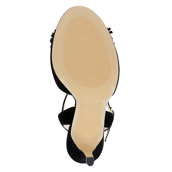 Evita Shoes Evita Shoes Sandaletten schwarz