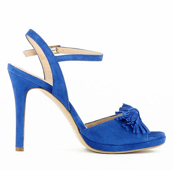 Evita Shoes,  Evita Shoes Sandaletten, blau  Shoes,  a01410