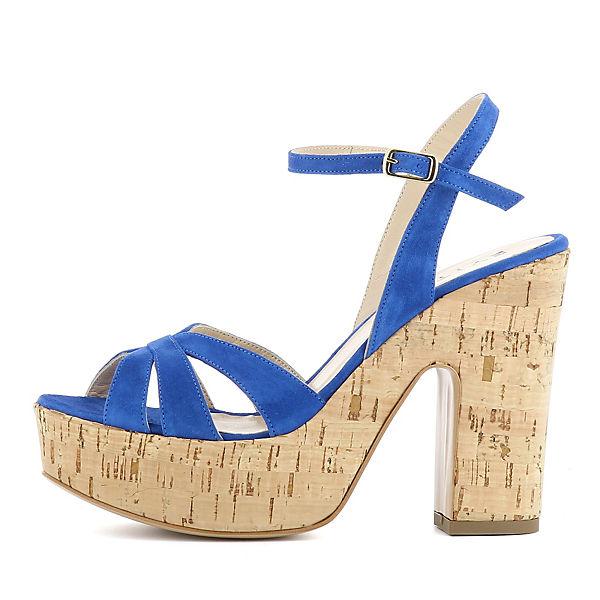 blau Sandaletten Shoes Shoes Evita Evita xUwvPgnq6