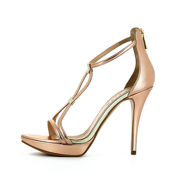 Evita Evita bronze Shoes Shoes Sandaletten 6xTaPwpq