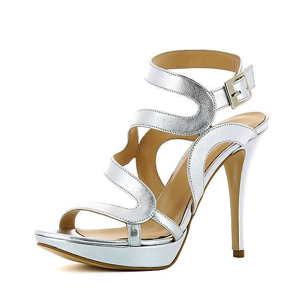 Evita Evita Sandaletten Shoes Shoes silber Twzpg7