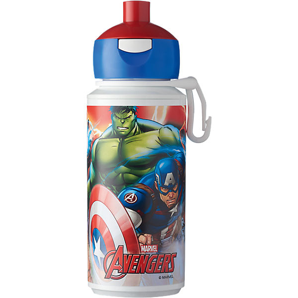 Trinkflasche Campus pop-up Avengers, 275 ml