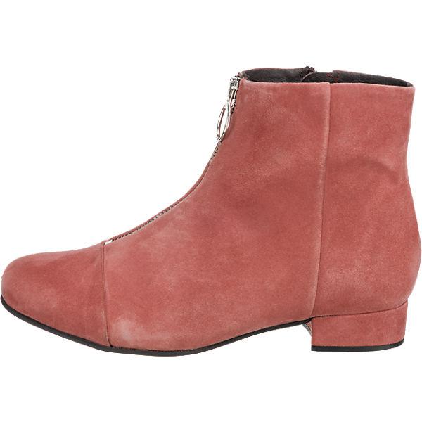 Pavement Pavement Sille zip Stiefeletten rosa  Gute Qualität beliebte Schuhe