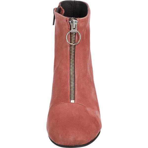 Pavement, Pavement Sille Qualität zip Stiefeletten, rosa  Gute Qualität Sille beliebte Schuhe 33ae95