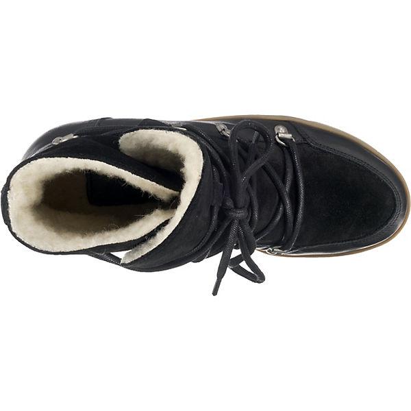 Pavement Uma Gute wool Winterstiefeletten schwarz  Gute Uma Qualität beliebte Schuhe 21d8dc