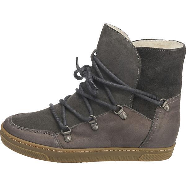 Pavement, Uma wool Winterstiefeletten, beliebte dunkelgrau  Gute Qualität beliebte Winterstiefeletten, Schuhe d1753f