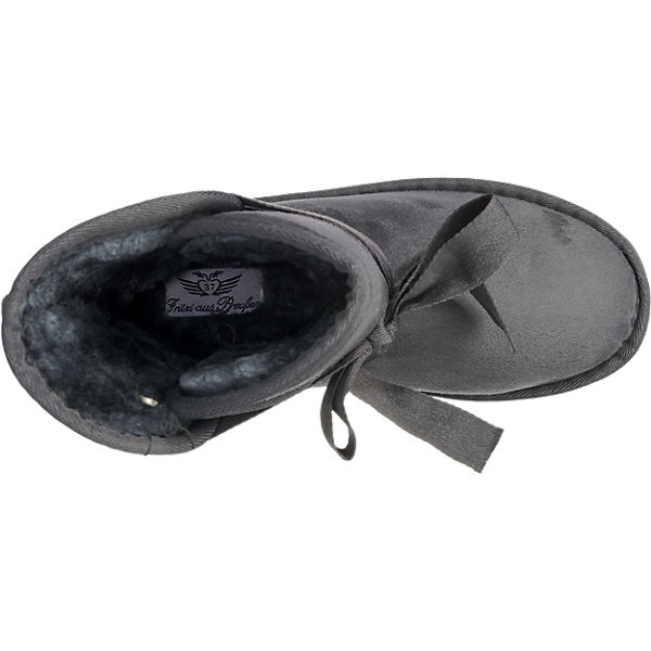 Fritzi Preußen aus Preußen Fritzi aus Preußen Fritzi Antke Stiefeletten grau  Gute Qualität beliebte Schuhe c88bd0