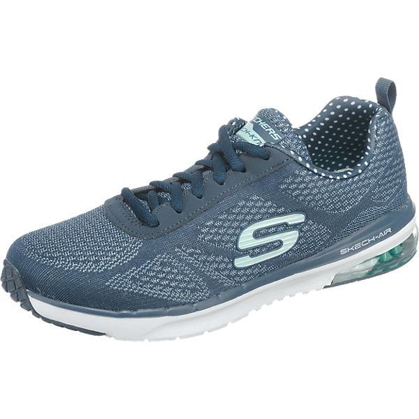 Felixsee Angebote SKECHERS Skech-Air Infinity Sneakers dunkelblau Damen Gr. 36