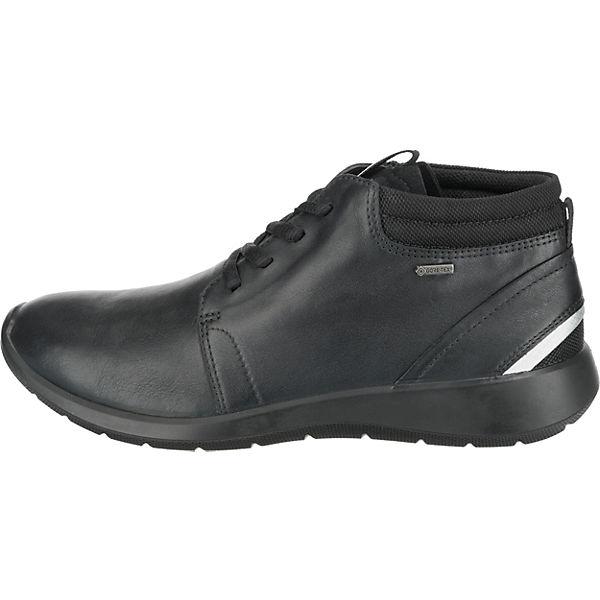 ecco, schwarz ecco Soft 5 Sneakers, schwarz ecco,   f2b3f6