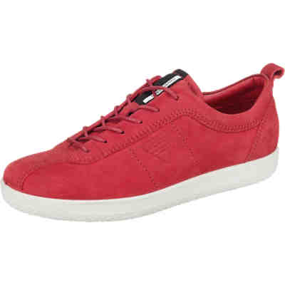 ecco Soft 1 Ladies Sneakers