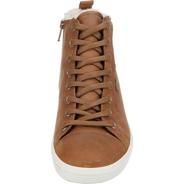 ecco, ecco Soft Qualität 7 Ladies Stiefeletten, braun  Gute Qualität Soft beliebte Schuhe d4656d