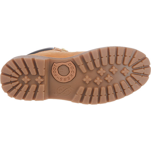 Dockers by Gerli, Dockers by Gerli Stiefeletten, beliebte gelb  Gute Qualität beliebte Stiefeletten, Schuhe 35f8ab