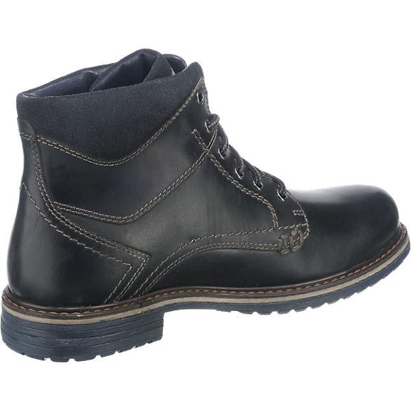 Dockers by Gerli Dockers by Gerli Stiefeletten schwarz Schuhe  Gute Qualität beliebte Schuhe schwarz 207515