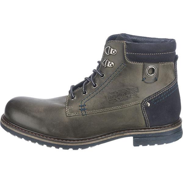 Dockers by Gerli Dockers by Gerli Stiefeletten dunkelgrau  Gute Qualität beliebte Schuhe