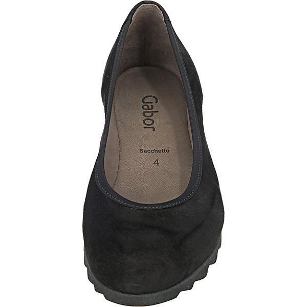 Gabor, Gabor Pumps, schwarz schwarz schwarz   86cf27