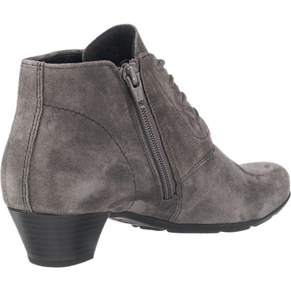 Gabor, Gabor Stiefeletten, grau    Gute Qualität beliebte Schuhe e59b64