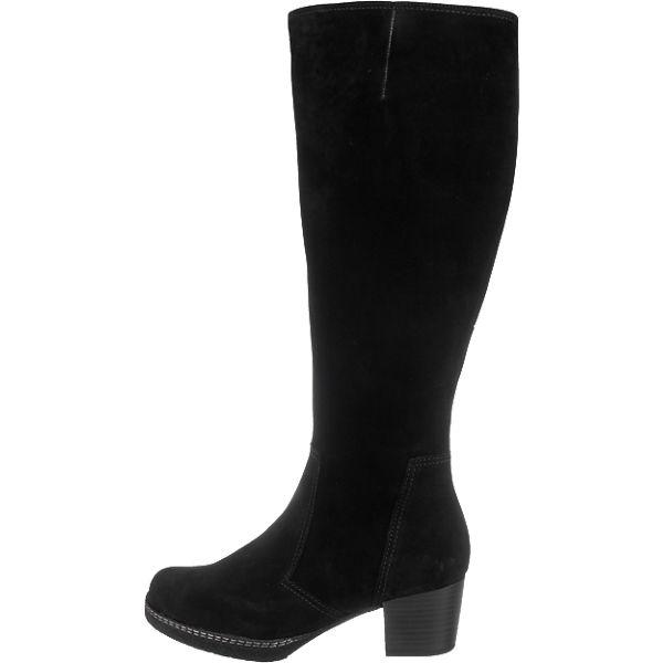 Gabor Gabor Stiefel schwarz  Gute Qualität beliebte Schuhe