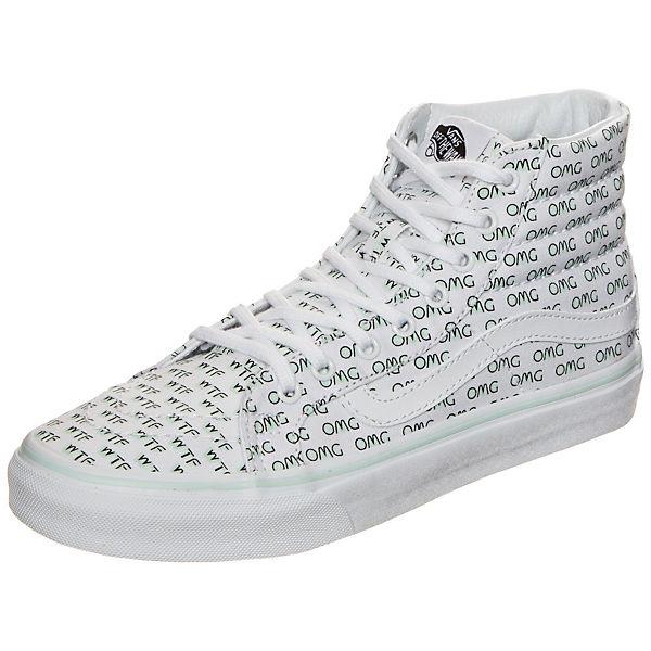 VANS VANS Sneakers weiß