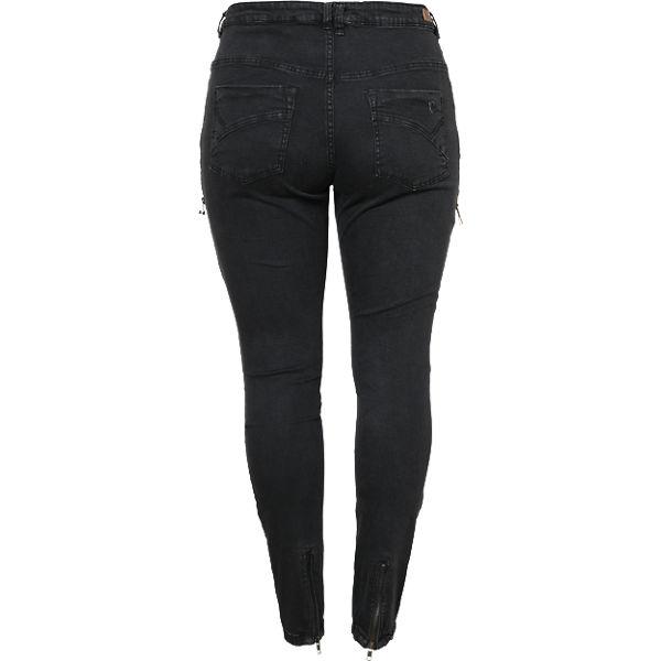 Zizzi Zizzi Jeans schwarz Jeans Nille Slim schwarz Nille Slim 5pqFz