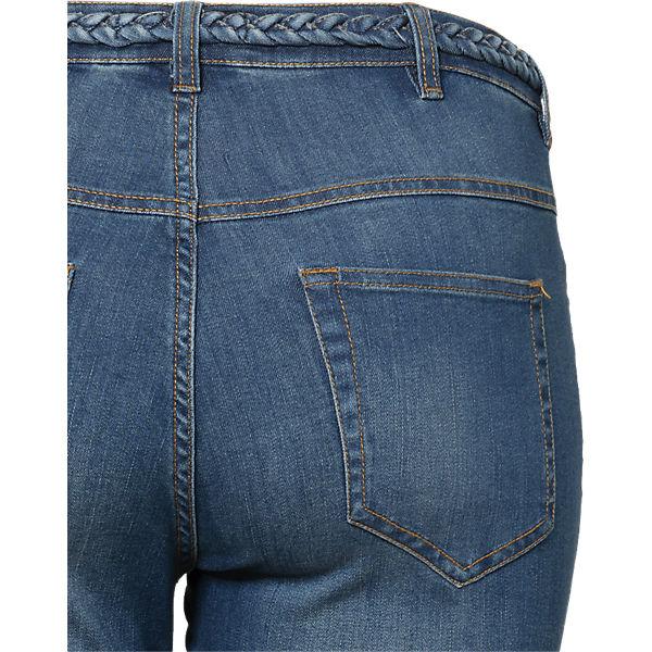 Nille Jeans Zizzi Zizzi Jeans Slim blau qzPpOO