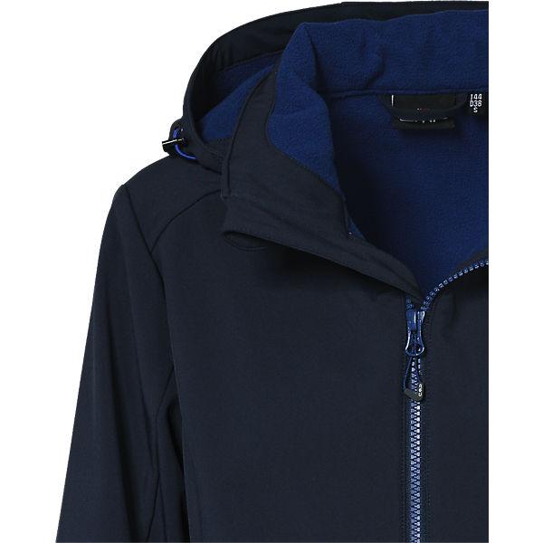 blau Softshelljacke Comfort Softshelljacke Comfort Fit Fit CMP CMP blau PwddqOX