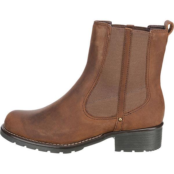 Clarks, Clarks Orinoco Club beliebte Stiefeletten, braun  Gute Qualität beliebte Club Schuhe 017513
