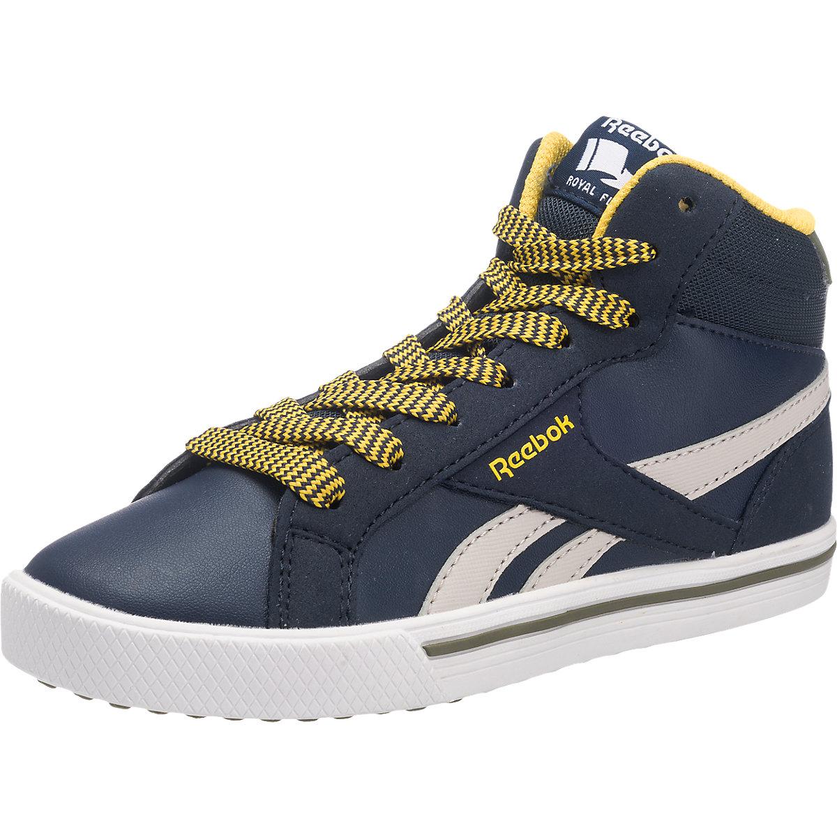 Reebok, Kinder Sneakers High Royal Comp 2 für Jungen, blau ...