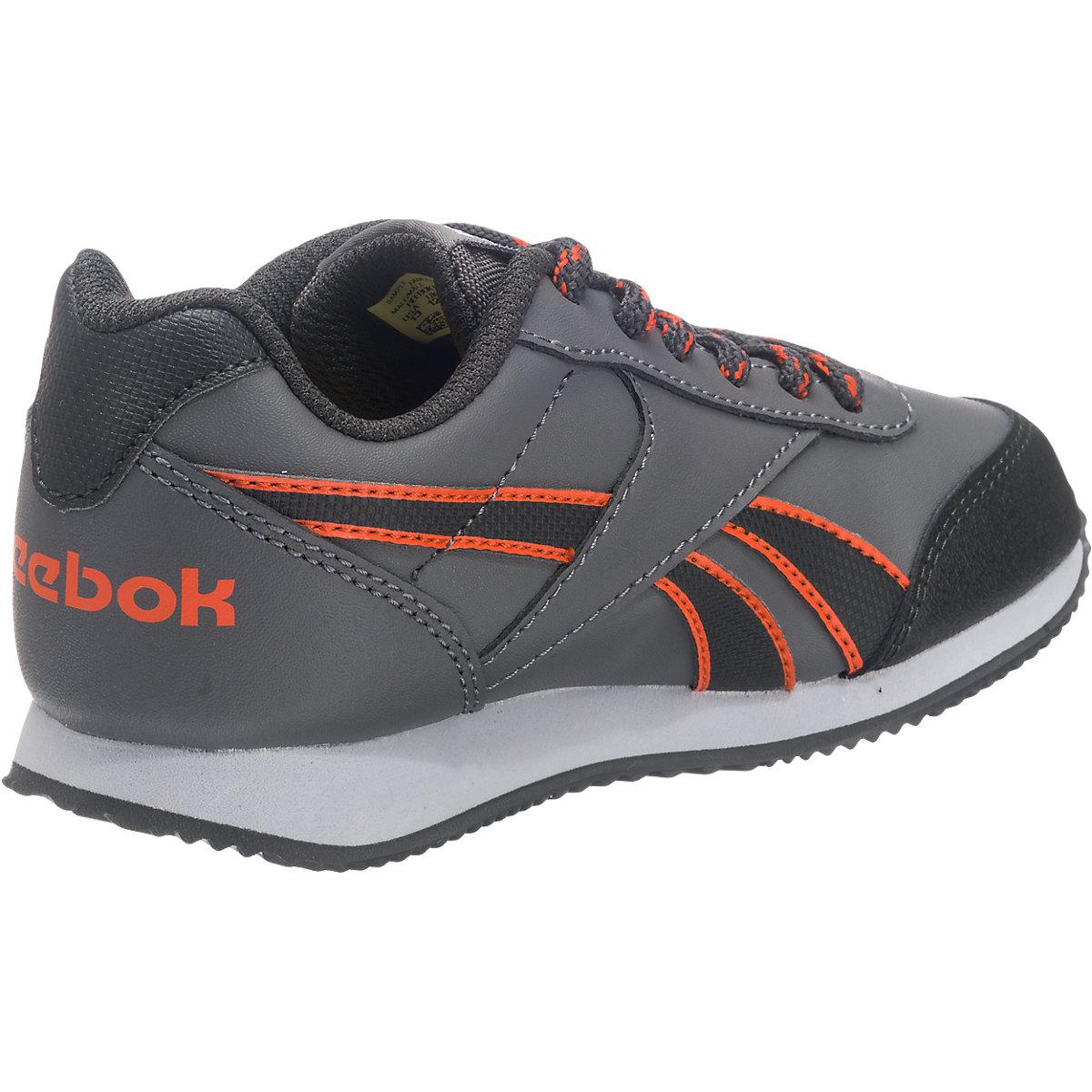 Reebok, Kinder Sneakers ROYAL CLJOG für Jungen, grau ...