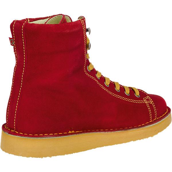 GRÜNBEIN,  GRÜNBEIN Louis Stiefeletten, rot-kombi  GRÜNBEIN, Gute Qualität beliebte Schuhe 164a2f