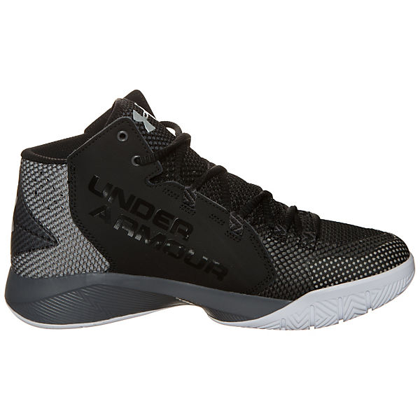 Under Armour Under Armour Torch Fade Basketballschuh schwarz